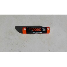 18650 Li-ion batterij 2600mAH-Large capacity-Long life- 3.6V