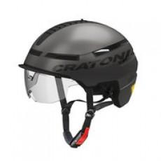 Cratoni Commuter - Helm speed pedelec met vizier- ebike- NTA 8776