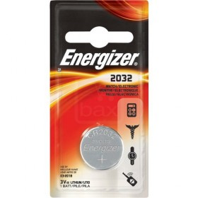 Batterij Energizer Lithium CR2032