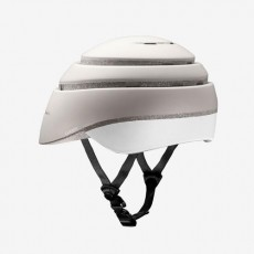 Closca Loop Helm Wit - Inklapbare Design Fietshelm EN1078 - Skatting - step - monowheel