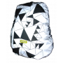 Bagcover urban street line - Rugzakhoes full reflective
