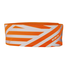 Wrap it Berlin Orange WOWOW - Multifunctionele Reflecterende band