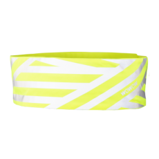 Wrap it Berlin Yellow WOWOW - Multifunctionele Reflecterende band