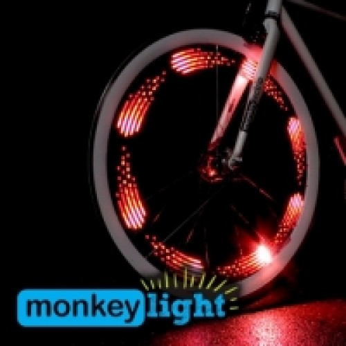 Monkeylight M210R-USB oplaadbaar