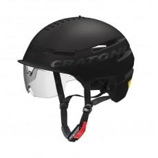Cratoni Smartride -helm speedpedelec - NTA 8776 - bluetooth - app - richtingaanwijzers - SOS crash functie