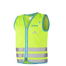 WOWOW Crazy Monster jacket  Design Fluo hesje - kind