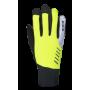 Fietshandschoenen WOWOW Daylight geel- Winter  0 à 10°C