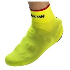 Fluo overtrekken schoenen - shoecover wowow