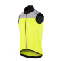 Poggio Wowow - Mouwloos reflekterende sportjas