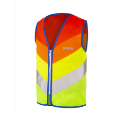 WOWOW Rainbow jacket  - Design Fluo hesje - kind