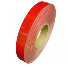 Reflecterende Tape klasse I:  1 x rode rol (3cm x 500cm)