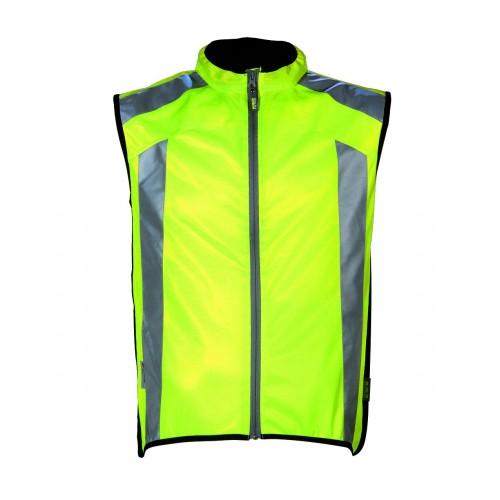 Reflecterend sport jasje - Fluo DARK JACKET 1.0