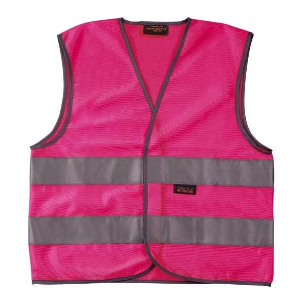 Fluorescent jacket kids - EN 1150
