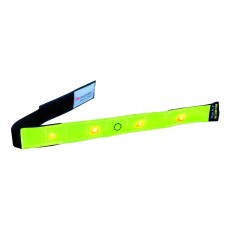 Reflecterende Arm- enkelband met LED verlichting - SMART BAR