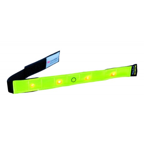 SMART BAR - Reflecterende Arm- enkelband met LED verlichting
