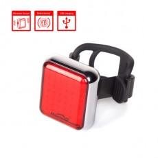 Achterlicht met remsensor - Magicshine Seemee 60 lumen - USB oplaadbaar
