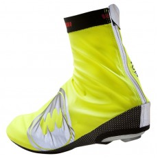 Shoecover fluo geel artic wowow