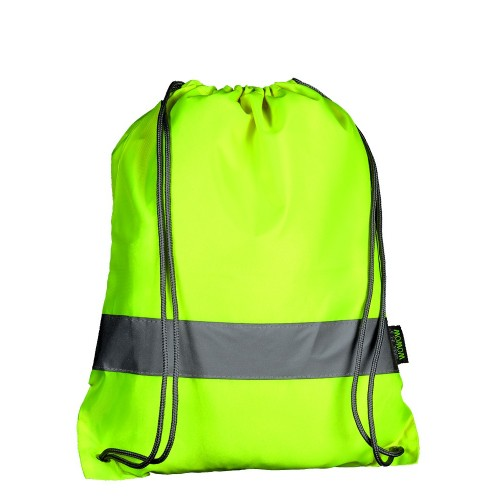 SPORT BAG yellow - Fluo sportzakje