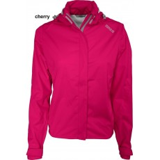 Regenjas Stacy Pro-X Elements - Dames - PXE 4-way stretch - 10000mm waterdicht - 5000gr/24u ademend - Winddicht - Afneembare kap