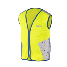 WOWOW Terrazo jacket  - Design Fluo hesje - kind