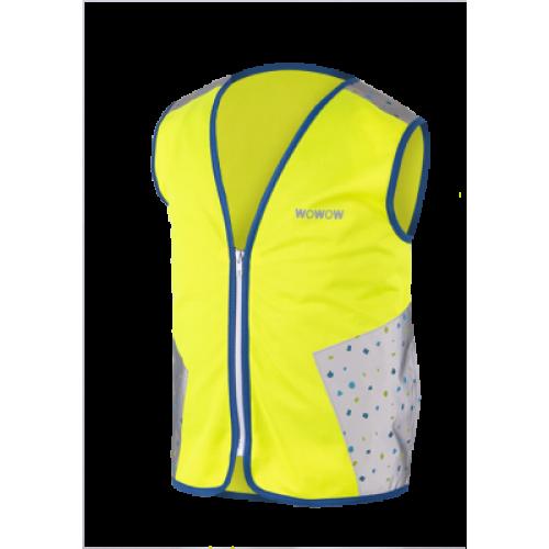WOWOW Terrazo jacket  - Design Fluo hesje - kind