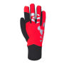Gloves WOWOW Thunder rood- mid season 5 à 15°C
