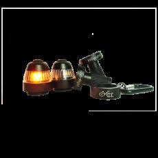Winglights 360° - Magnetisch - Richtingaanwijzers fiets