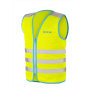 WOWOW  jacket geel - Design Fluo hesje kind